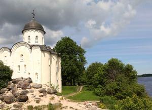 Георгиевская церковь в Старой Ладоге