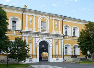Арсенал (Цейхгауз) Московского Кремля