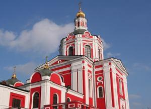 Церковь Вознесения за Серпуховскими воротами
