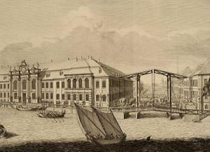 Новый Зимний дворец Петра I