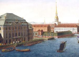 Зимний дворец Анны Иоанновны