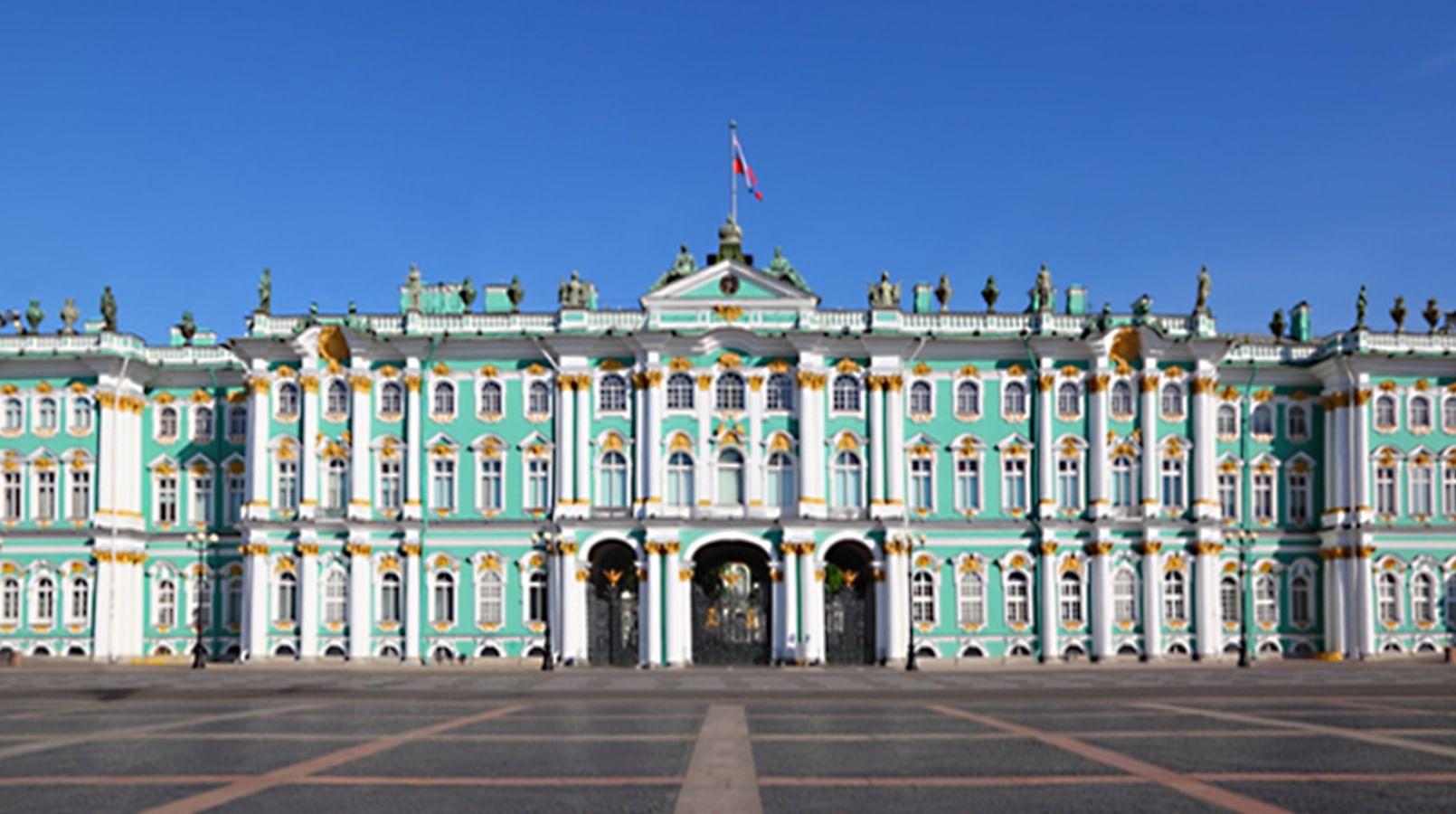 фото зимний дворец в петербурге