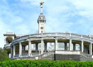 Северный речной вокзал. Канал Москва— Волга