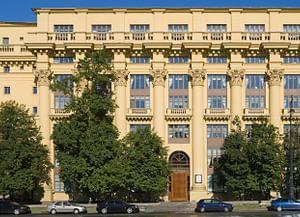 Жилой дом на ул. Моховая