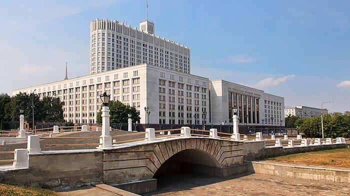 Проект здания Центрального дома «Аэрофлота»