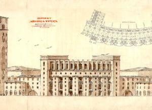Дворец Труда (неосуществленный проект)