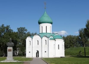 Спасо-Преображенский собор Переславля-Залесского