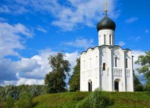 Церковь Покрова Богородицы на реке Нерль