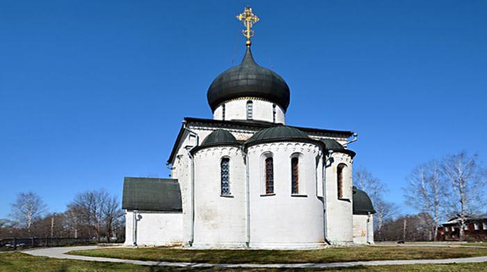 Георгиевский собор Юрьева-Польского
