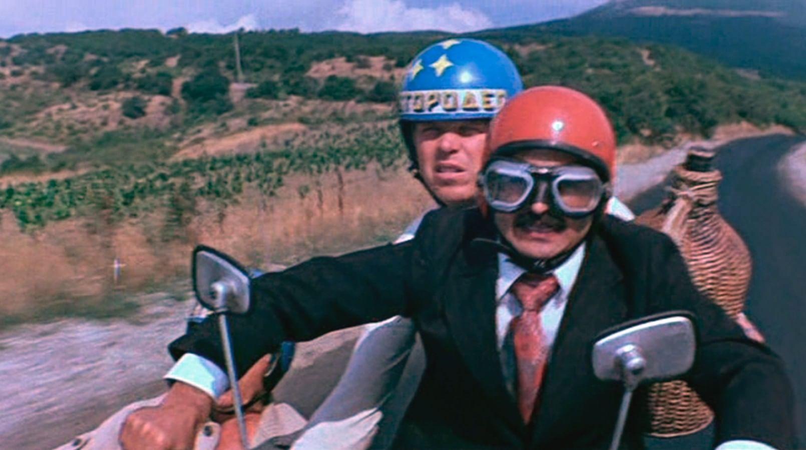 Кадры из фильма «Спортлото-82»