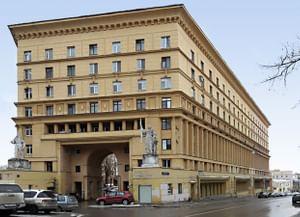 Жилой дом военно-инженерной Академии на Яузском бульваре