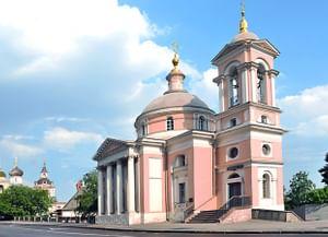 Храм Святой Варвары
