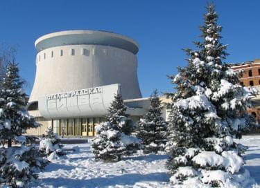 Экскурсии в музее-панораме «Сталинградская битва»