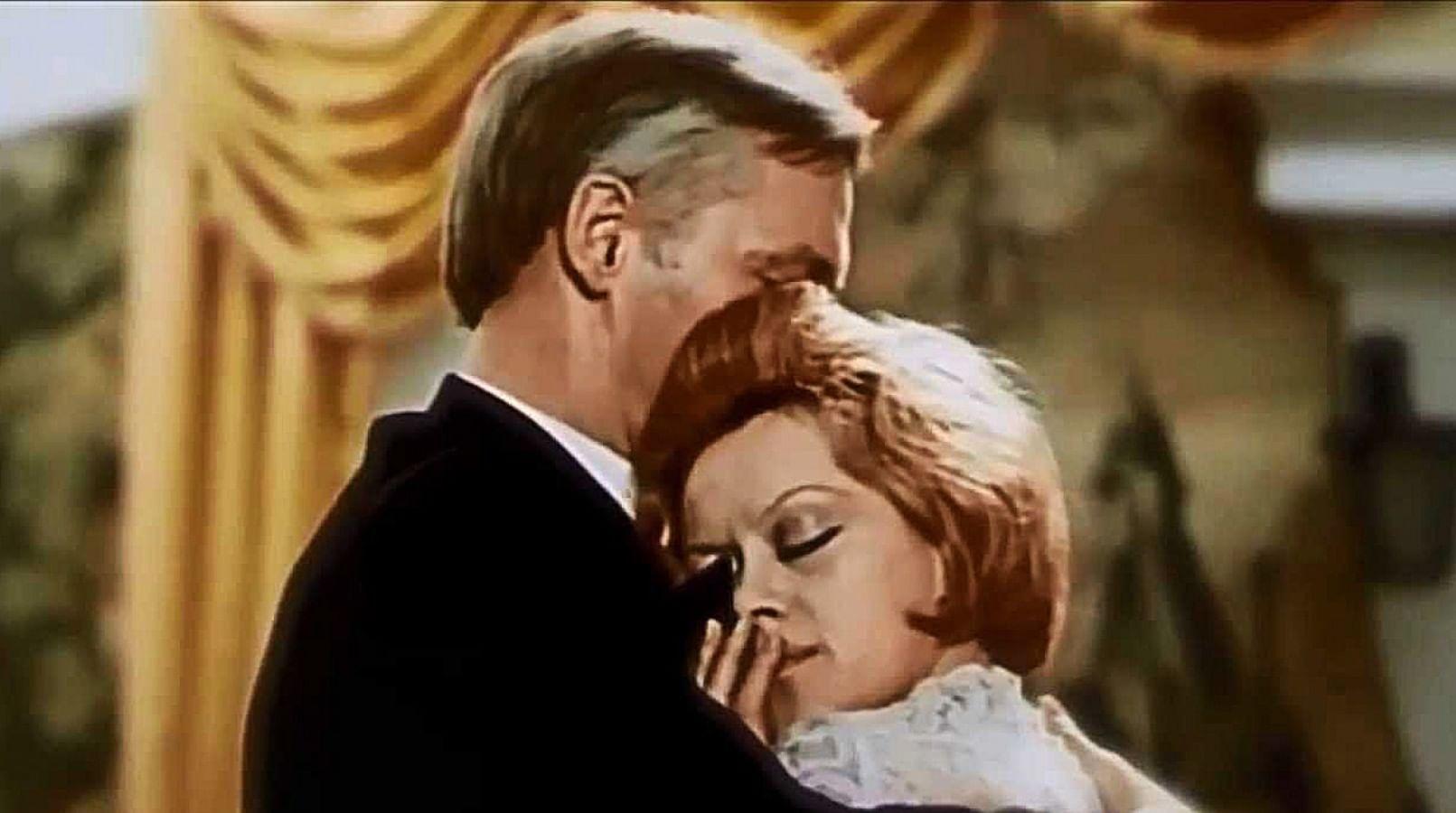 Кадр из фильма «Анна и Командор»