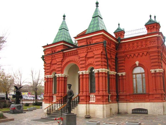 Экскурсии в Мемориально-историческом музее