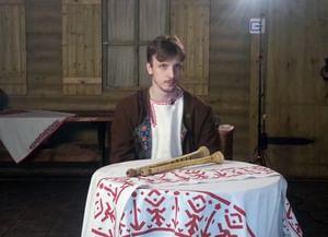 Ярослав Беляев: мастер-класс о том, что такое пастуший рожок и как на нем играть