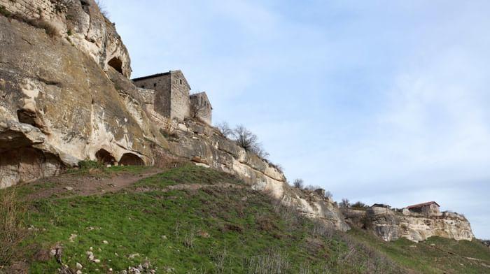 Пещерный город Чуфут-Кале