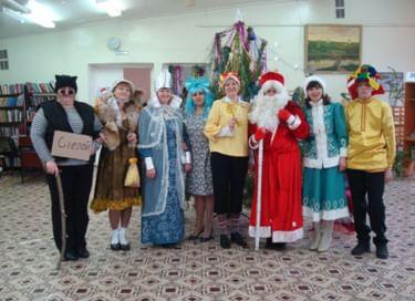 Новогодний театрализованный праздник «В гостях у Зимушки-зимы»