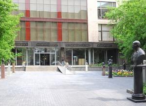 Библиотека иностранной литературы им.М.И.Рудомино