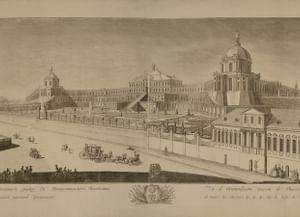 Большой (Меншиковский) дворец в Ораниенбауме