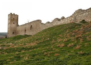 Генуэзская крепость в Феодосии