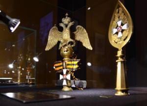 Выставка «Герои Отечества. Георгиевская история России» представлена в Стрелецких палатах РВИО