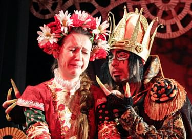 Спектакль «Тайна царя Пучеглаза»
