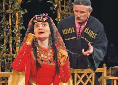 Спектакль «Тифлисские свадьбы»