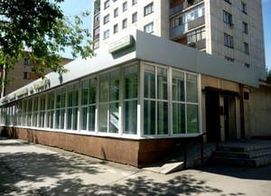 Центральная городская библиотека им. Горького