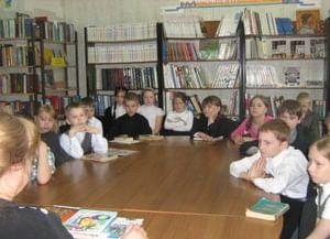 Детская библиотека «Инфосфера»