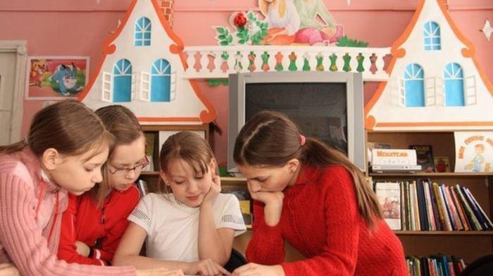 Детская библиотека им. А.М. Береснева