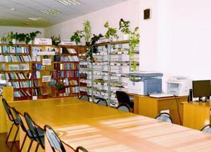 Мостовская поселковая библиотека