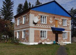 Центральная районная библиотека Кыштовского района