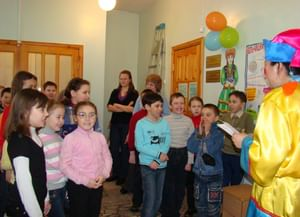 Детская библиотека №34 города Уфы