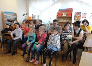 Детская библиотека № 42 города Уфы
