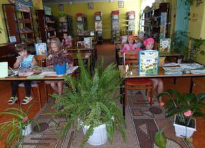 Федоровская детская библиотека