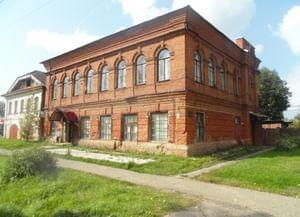 Муниципальная библиотечная система Сусанинского муниципального района Костромской области