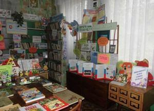 Зоркинская библиотека-филиал № 8