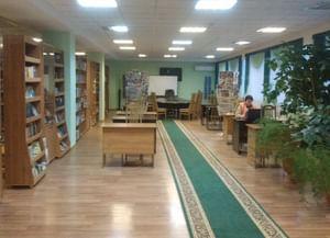 Межпоселенческая библиотечная система Кантемировского района Воронежской области