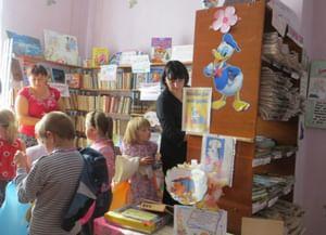 Емельяновская библиотека-филиал №5