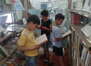 Семенновская библиотека-филиал № 30