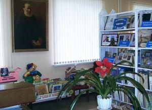 Межпоселенческая детская библиотека им. С. Т. Аксакова