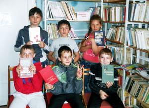 Федоровская сельская библиотека