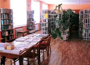 Новоспасская сельская библиотека