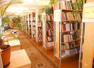 Исетская централизованная библиотечная система