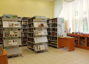 Библиотека № 6 «Дудергоф»