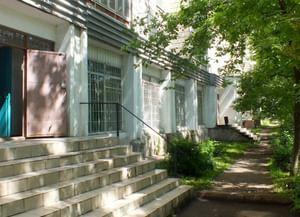 Библиотека № 23 им. В. В. Розанова