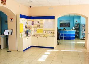 Библиотека № 12 «Информационно-сервисный центр»