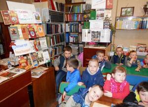 Сельская библиотека-филиал № 25 пос. Фанерник