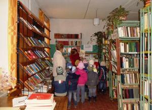 Никольская сельская библиотека-филиал № 14